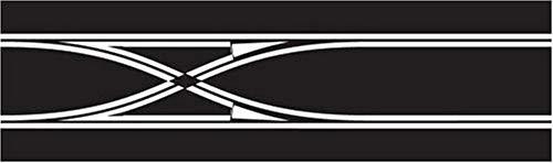 Hornby France - C7036 - Scalextric - Voiture - Aiguillage sur ligne droite