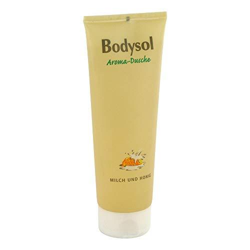 Bodysol Aroma Dusche Milch Honig, 1er Pack (1x 250ml)