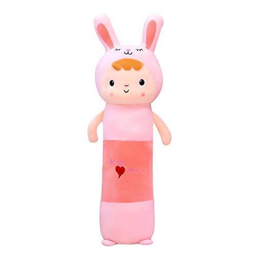Ragdoll Zachte Lange Slapende Cilinder Kussen Pop Creatieve Luie Knuffel Kinderen Kussen Pop Pop-rabbit_70cm