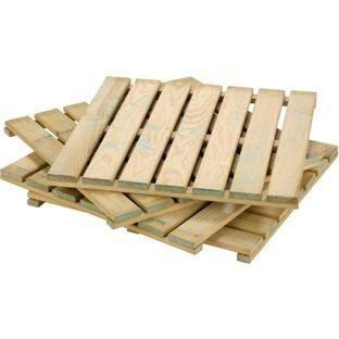 Decking Tiles 4 unidades.