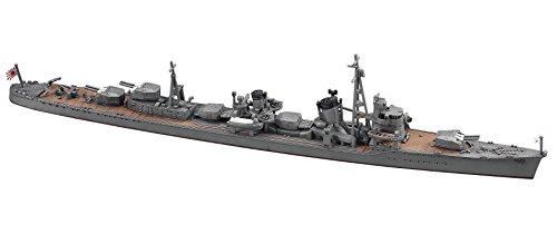 ハセガワ 1/700 ウォーターラインシリーズ 日本海軍 駆逐艦 夕雲 プラモデル 461