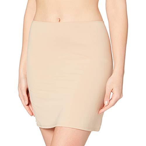 Calvin Klein Icon Half Slip, Ropa interior para Mujer, Beige (N Bare 020), 38