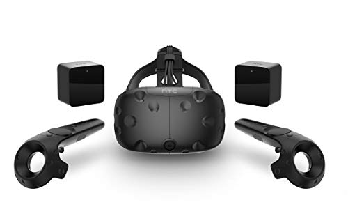 HTC Vive VR Brille - Virtual Reality - Gaming System