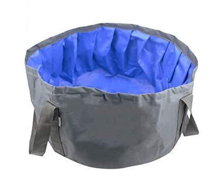 LILYS PET Portable Folding Bath tub
