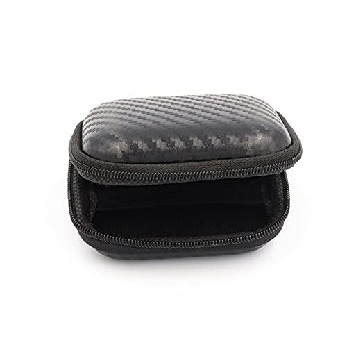 Tamaño portátil caja bolsa deporte cámara impermeable almacenamiento caso adecuado para xiaomi Yi 4 K para gopro héroe 7 6 5 4 3