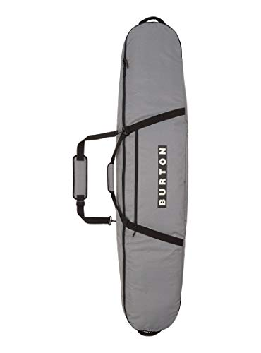 Burton Gig Board Bag, Gray Heather Print, 156