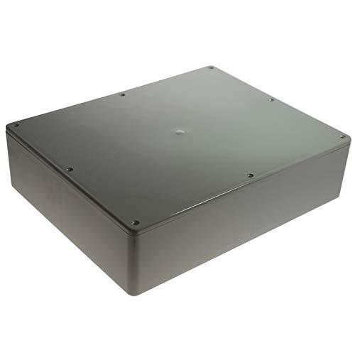 WITTKOWARE Kunststoffgehäuse, ABS, 250x200x65mm, IP54, grau, mit Schrauben