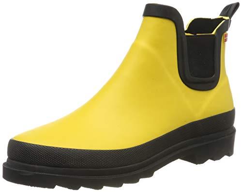 Sanita Damen Felicia Welly Gummistiefel, Gelb (Yellow 7), 41 EU