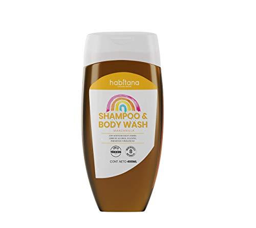 Shampoo Hidratantes marca Habitana
