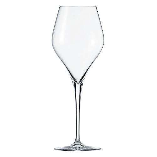 Schott Zwiesel 118603 Finesse - Juego de 6 copas de vino tinto 437 ml (cristal, transparente, 8,75 x 8,75 x 24,4 cm)