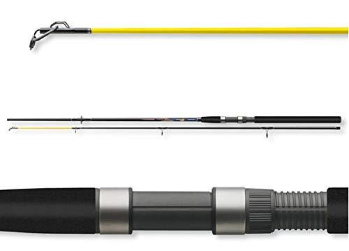 Cormoran Topfish Anguila, 1,8 m, 6 pies, 50-100 gramos, 2 piezas, caña de pescar anguila, 26-1010180