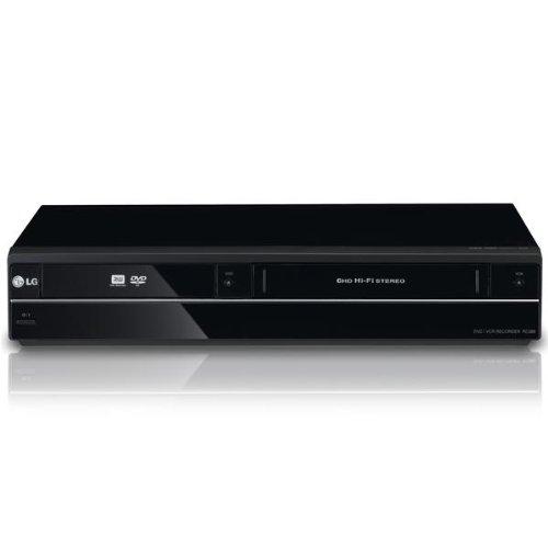 LG RCT689H - Reproductor grabador DVD/VHS (importado de Francia)