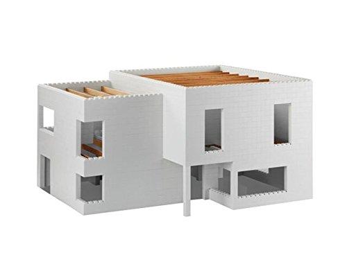 metakreon Bausteine für 100 qm Haus, Modellbausteine Architekten Bauwerke Anbau Gartenbahn LGB