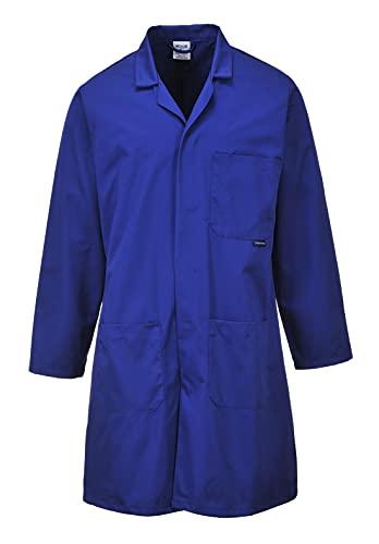 Portwest Blouse Standard pour homme, Couleur: Royal, Taille: XL, 2852RBRXL