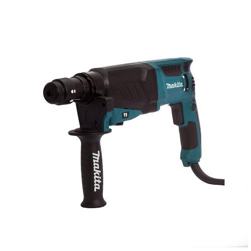 Makita HR2630T/2 HR2630T 240V Rotary Hammer SDS Plus 26mm, 800 W, 240 V