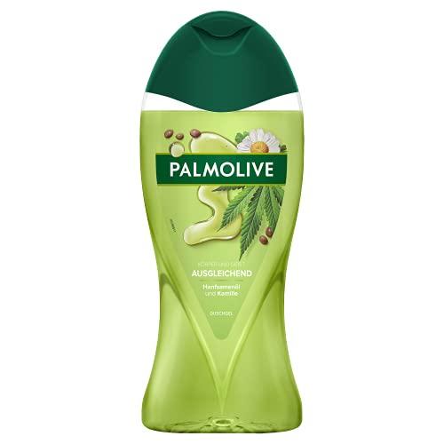 Palmolive Duschgel Natural Wellness Ausgleichend 6 x 250ml, mit Algen und Lotusblume 6er Pack(6 x 250 ml)