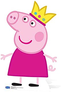 peppa pig standee