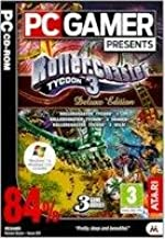 ROLLER COASTER TYCOON 3 DELUXE EDITION