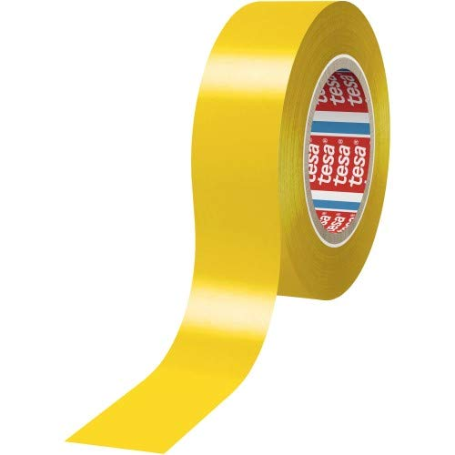 tesa Isolierband VDE 20M/19mm, gelb