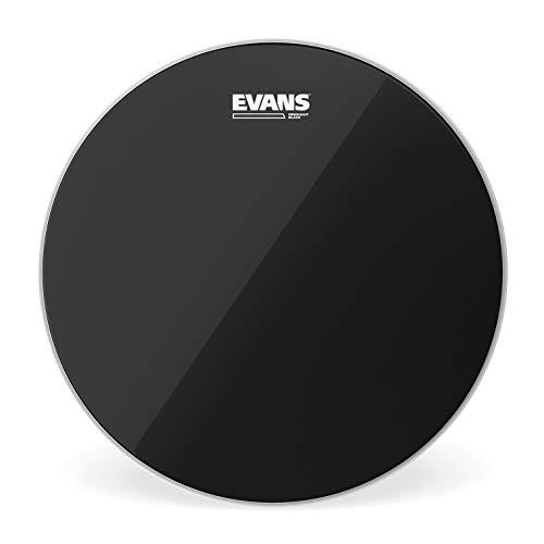 Evans Resonant Black Drumhead, 12 Inch