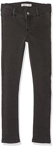 NAME IT NAME IT Mädchen NKFPOLLY DNMTERA 6077 Pant NOOS Jeans, Grau (Dark Grey Denim Dark Grey Denim), 92