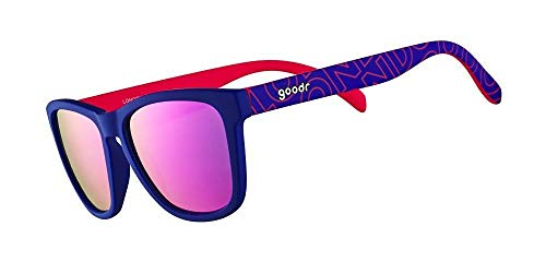 Goodr London Edition 2020 Sonnenbrille, Blau