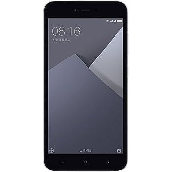 Xiaomi Redmi Note 5A Smartphone 4G 2GB 16GB Doble Sim, con Google Play [Version Europea] Gris: Amazon.es: Electrónica
