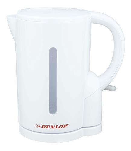 DUNLOP 871125206147 hervidor de Agua, Adultos Unisex, Blanco, 213 x 138 x 213 mm