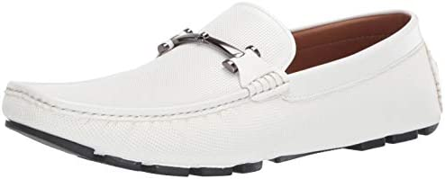 Kenneth Cole Unlisted Men s Hope D Driver Loafer White 12 product image