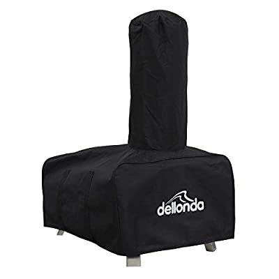 Dellonda Pizza Oven Protective Cover & Carry Bag for DG10 & DG11 with Handles from Dellonda