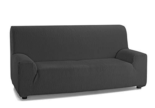 Martina Home Emilia Funda de sofá, Antracita, 3 Plazas