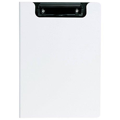 セキセイ クリップボード クリップファイル 発泡美人 A5-E ホワイト FB-2015