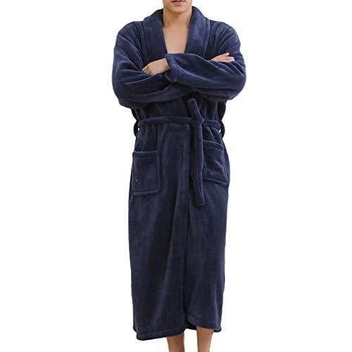 Kunfang Mujeres Franela Fleece Albornoz Ropa de Dormir Novia Dama de Honor Albornoz Pajarita Espesar Fiesta de Boda Caliente Robe Camisón