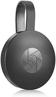 عصا الدونجل اللاسلكية جي 2 من مسرا سكرين بوضع واي فاي 2.4 جيجا ودقة اتش دي 1080p للوسائط المتعددة وتشغيل كروم كاست جوجل