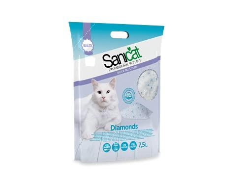 Sanicat - Litière pour Chats 7,5 l