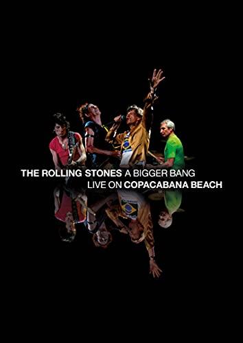 'A BIGGER BANG' LIVE ON COPACABANA BEACH [DVD] [NTSC]