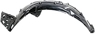 Koolzap For 16-19 Coupe & Sedan Front Splash Shield Inner Fender Liner Panel Driver Side