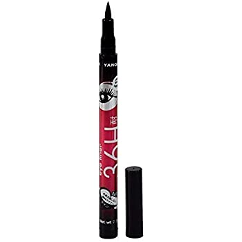 Spanking Precision Liquid Waterproof Lash Eyeliner Pencil (Black)