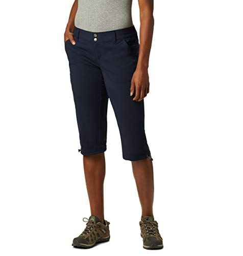 Columbia Women's Saturday Trail Ii Knee Pant, Dark Nocturnal, 12x18