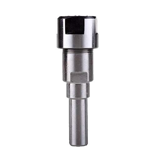 8mm / 12mm / 12,7mm(1/2Zoll) Schaft Fräser Spannzange Erweiterung Graviermaschine, aus Gehärteter legierter Stahl - 12 mm