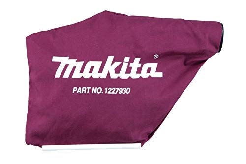 Makita KP0810 montaje de bolsa de polvo