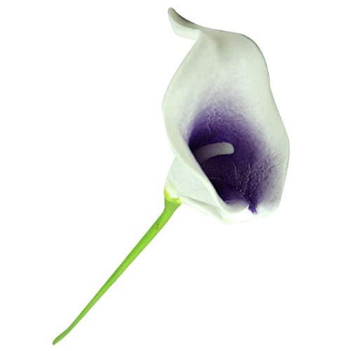 Justdolife Kunstbloemen, Calla Lily, decoratief, bloemenmotief, accessoires voor fotografie, voor thuis