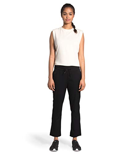 The North Face Women's Aphrodite Motion Pant, TNF Black, XXL, REG