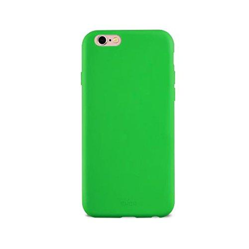 PURO IPC647ICONGRN Cover Icon per iPhone 6/6s, Verde
