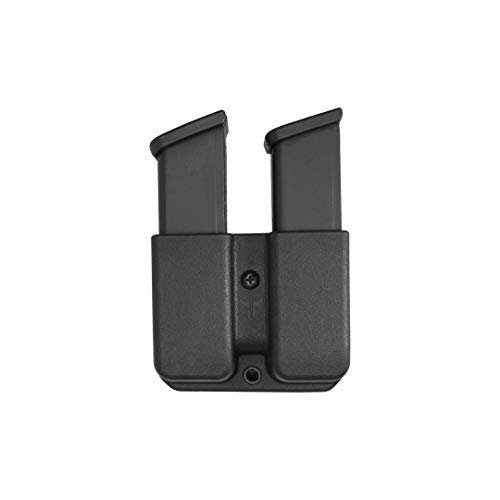 Blade-Tech Signature Double Mag Pouch with Tek-Lok for H&K USP Compact 9/40, VP9, Vp40, P7-M13, P30