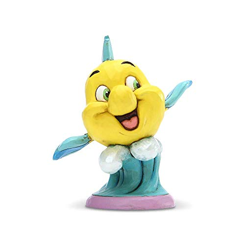 Disney Traditions Flounder Figurine