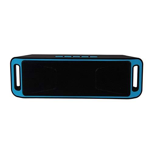 DongOJO Cool Mini Altavoz Bluetooth Altavoz inalámbrico portátil...