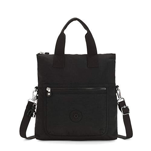Kipling Eleva Handbag, Black Noir