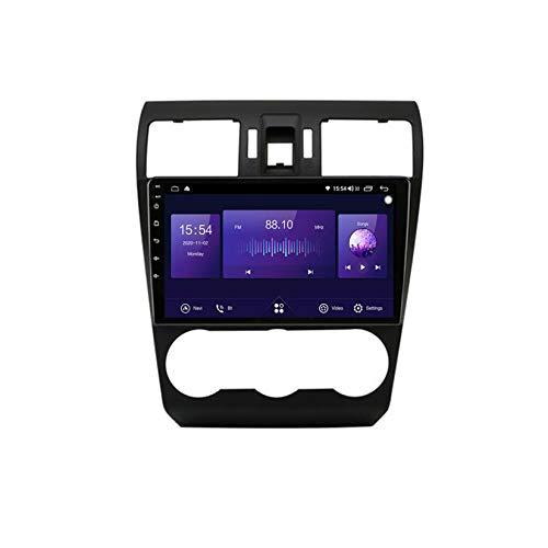Pantalla Tactil Para Coche,Autoestereo 9 Pulgadas Radio Para Subaru Forester 4 WRX 2012 - 2015 Android GPS Navegación Cámara De Respaldo Estéreo De Coche Audio FM/Am/RDS Radio Video Player,7731,1G+16G