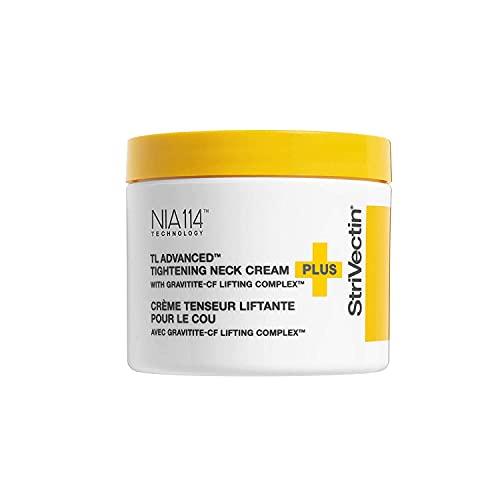 StriVectin Tighten & Lift Advanced Neck Cream PLUS, Anti-Aging Firming & Brightening Complex, 3.4 Fl Oz